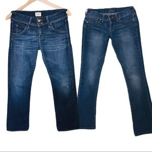 📮Lot of jeans Hudson |Lucky Brand size 24
